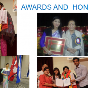awards and honor
